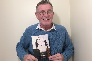 Billy McCallum has written a book apologising for laying a bomb in Lurgan in the 1970s