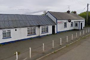 Hoggs Pub in Loughgall.  Picture: Google
