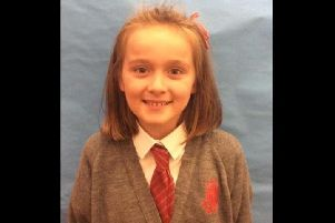 This picture of Patrycja was posted on the Hardy Memorial Primary School website. A school spokesperson described the nine-year-old as a 'kind, gentle, out-going little girl.'