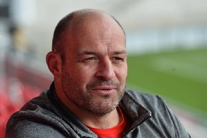 Ulster captain Rory Best