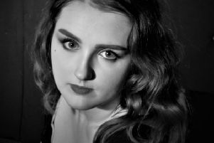 d'Arcy Connor from Portadown is playing Velma Kelly in the Apollo Arts Youth Theatre Company's production of Chicago