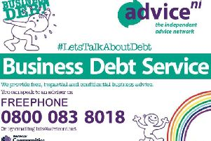 Advice NIs Business Debt Advice Service offers free tailored, independent and impartial advice to small and medium businesses
