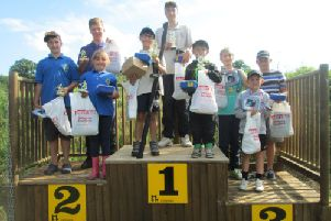 Plenty of cheer for angling talent