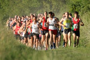 Baker makes a winning return to Portsmouth Joggers' Summer XC
