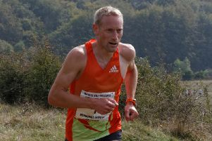 Baker is up to the Butser Hill Challenge again