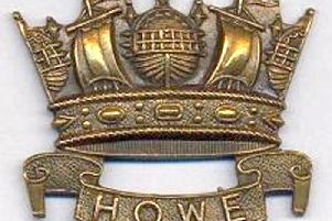 The Howe Division crest.
