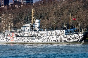 HMS President''Picture: Andrew Lunn Photography