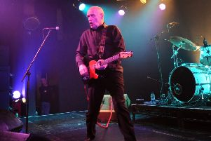 Wilko Johnson at The Wedgewood Rooms Picture: Paul Windsor