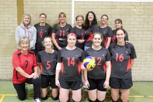 South Hants Ladies are pushing for promotion