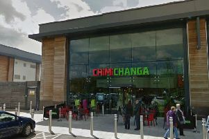 Chimichanga: Whiteley Shopping Centre, Whiteley Way, Fareham. Picture: Google Maps