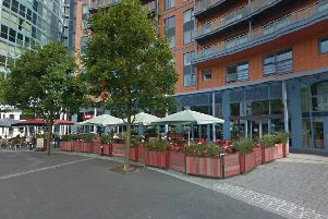 Las Iguanas: 108-111 East Side Plaza, Gunwharf Quays, Portsmouth, PO1 3SY. Picture: Google Maps