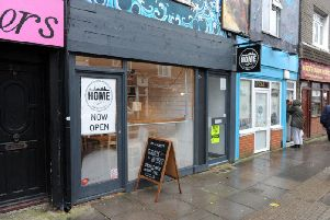 Home Coffee: 36 Albert Road, Southsea, PO5 2SJ
