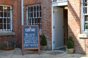 The Courtyard: Southsea Castle, Clarence Esplanade, Portsmouth, PO5 3PA