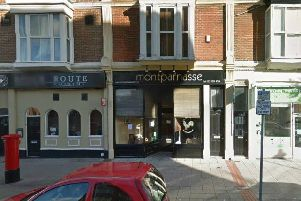 Montparnasse: 103 Palmerston Road, Portsmouth, PO5 3PS. Picture: Google Maps