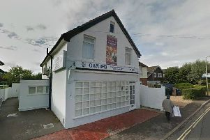 Ghandi: 58 Hollow Lane, Hayling Island, PO11 9EY. Picture: Google Maps