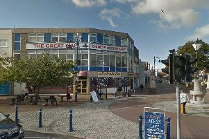 The Great Wall: 78 High Street, Gosport, PO12 1DS. Picture: Google Maps