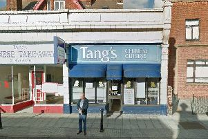 Tang's Chinese Cuisine: 127 Elm Grove, Portsmouth, PO5 1LJ. Picture: Google Maps