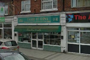 The Taste of China: 115 High Street, Cosham, PO6 3BB. Picture: Google Maps