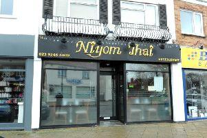 Niyom Thai: 51 Station Road, Hayling Island, PO11 0EB