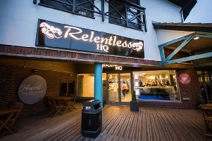 Relentless Steak & Lobster House: The Boardwalk, Port Solent, PO6 4TP