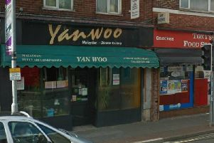 Yan Woo: 33 Kingston Road, Portsmouth, PO2 7DP. Picture: Google Maps