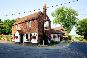 The Bat & Ball: Hyden Farm Lane, Clanfield, PO8 0UB
