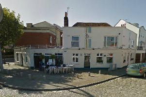 Abarbistro: 58 White Hart Road, Portsmouth, PO1 2JA. Picture: Google  Maps