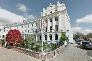 Anglesey Hotel: 24 The Crescent, Alverstoke, Gosport, PO12 2DH