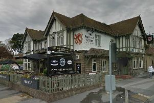 Red Lion Hotel: London Road, Cosham, PO6 3EE. Picture: Google Maps