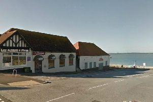 Lee Tandoori: Marine Parade East, Lee-on-the-Solent, PO13 9LB. Picture: Google Maps