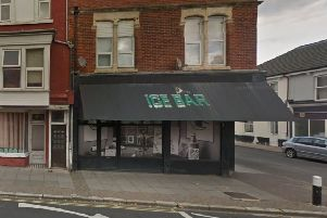 The Ice Bar in Highland Road, Southsea. 'Picture: Google Maps