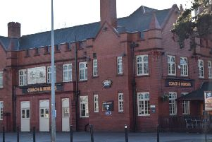 The Coach and Horses in Hilsea