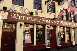 Little Johnny Russells, which is currently closed and will return as the Lord John Russell under new management