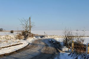 Elsewhere in the country has had snow already