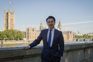 Alan Mak celebrates 100 years of votes for women