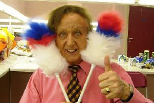 Ken Dodd. Picture: Wiki Commons