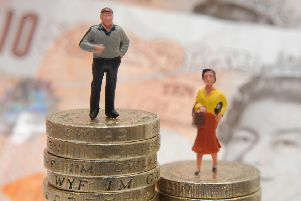 Gender pay gap: how Portsmouth's biggest companies rank. Picture: Joe Giddens/PA Wire