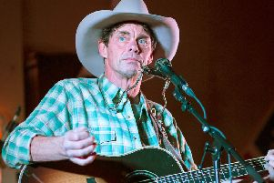 Rich Hall Picture: John Zumpano