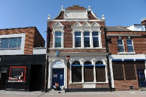 The former 'Southsea Conservative Club, Albert Road, Southsea