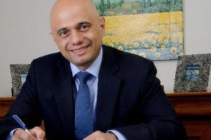 Sajid Javid, Secretary of State for Housing, Communities and Local Governments