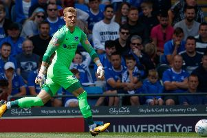 Goalkeeper Craig MacGillivray is one of several new Pompey signings this summer. Picture: Ben Queenborough