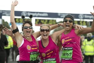 The Great South Run returns to Portsmouth this October