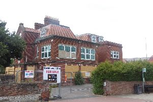 The site of the former Victoria Cottage Hospital in Emsworth, which NHS Property Services put up for sale. Picture: Emsworth United