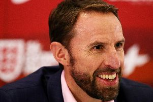 England Manager Gareth Southgate. Picture: Aaron Chown/PA Wire