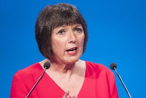 TUC General secretary Frances O'Grady spoke about a four-day working week when she addressed the TUC Congress in Manchester.