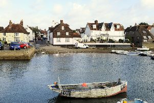 Emsworth Harbour. Picture: Malcolm Wells