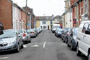 Portsmouth drivers are Jedi Masters at parallel parking.