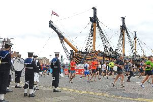 How much would you get if you won the Great South Run?
