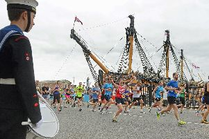 Great South Run is this weekend