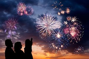 It's fireworks season, just live with it, says Clive